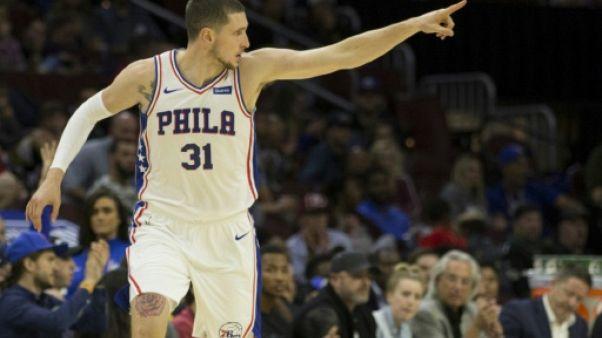 NBA: Philadelphie et Muscala présentent des excuses pour un tweet raciste du père du joueur