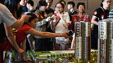 China property market feels fresh chill, 'winter' is coming