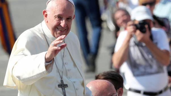 Head of South Korea's ruling party says Pope wishes to visit North Korea - Yonhap