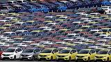 Higher U.S. tariffs on Japanese cars less likely, trade war posing risk - Reuters poll