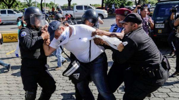 Nicaragua: 30 manifestants de l'opposition arrêtés