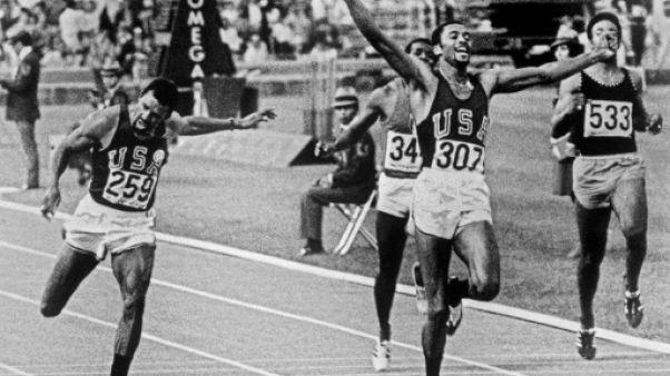 Mexico-1968: Tommie Smith, saisir l'Histoire d'un poing levé
