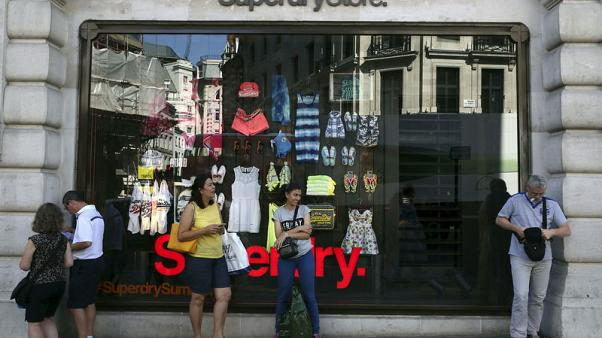 Superdry blames weather and forex for profit warning