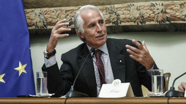 Fig, Malagò 'finalmente si vota'