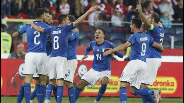 Malagò, 'Orgogliosi vittoria Azzurri'