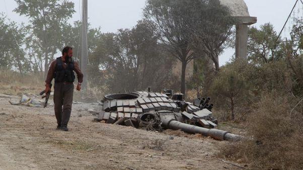 قصة شقيقين تبلور التباين في صفوف المعارضة السورية