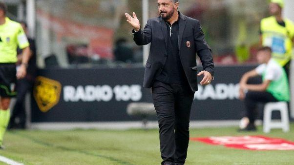 Capello,Gattuso giusto tecnico per Milan