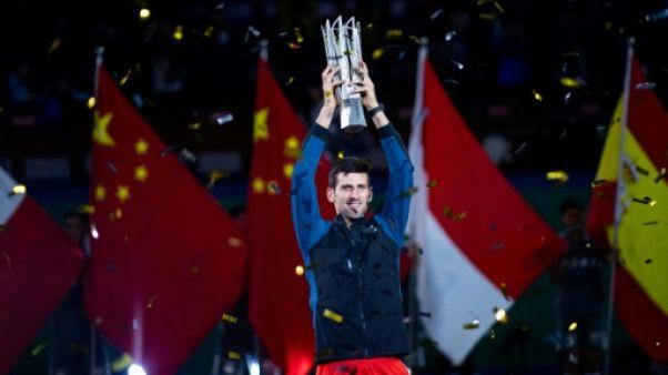 Classement ATP: Djokovic, 2e, se rapproche encore de Nadal, Pouille sort du Top 20