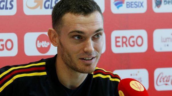 Belgium's Vermaelen suffers fresh injury blow