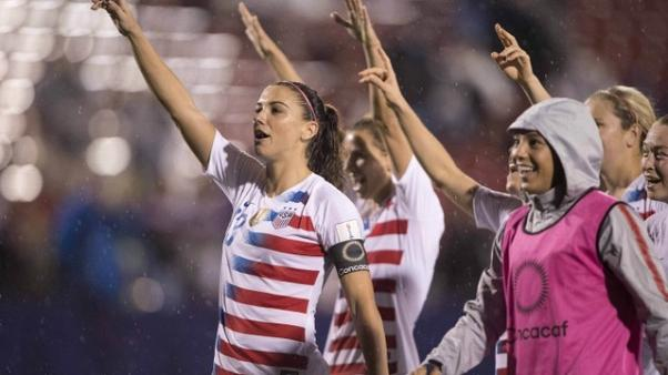 U.S. to defend Women's World Cup title after securing qualification