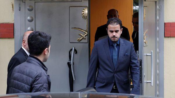مصدر دبلوماسي: تركيا تفتش القنصلية السعودية بإسطنبول يوم الاثنين