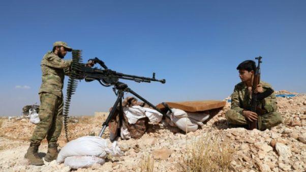 Syrie: les jihadistes ratent une échéance à Idleb, l'accord en danger