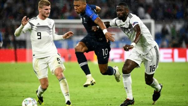 Ligue des Nations: France-Allemagne, les champions du contraste