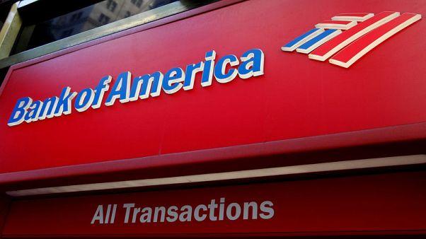 ارتفاع أرباح بنك أوف أمريكا 35% بفعل خفض الضرائب ونمو القروض
