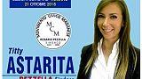 Candidata con Lega, fuori da Afro Napoli