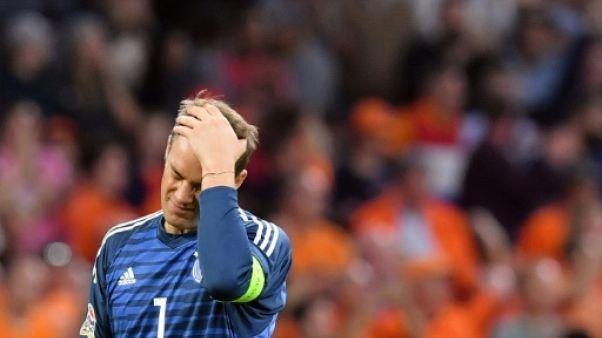Allemagne: Neuer, la fin de l'état de grâce