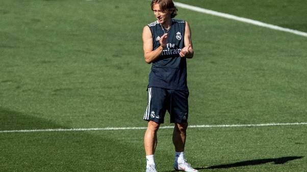 """Modric """"Avrei voluto giocare con Zidane"""""""