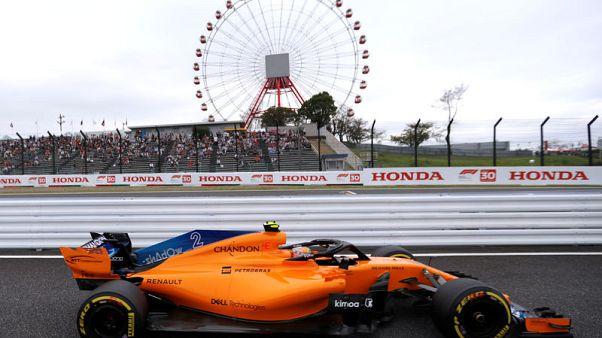 McLaren's Vandoorne moves to Formula E