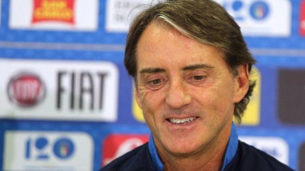 Mancini,che emozione salire al Quirinale