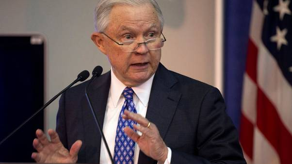 U.S. cracks down on transnational organised crime including Hezbollah - Sessions