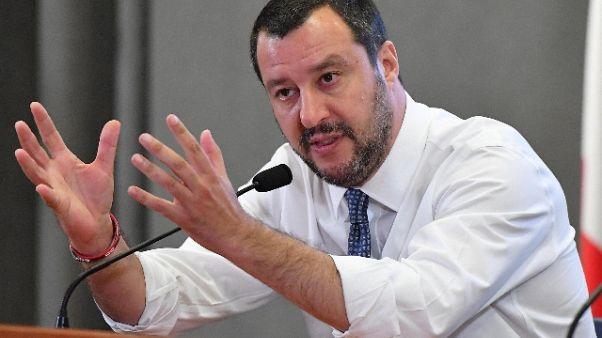 Salvini, non siamo vincolati da norme Ue