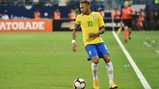 Amical: un clasico Argentine-Brésil, sans Messi mais avec Neymar