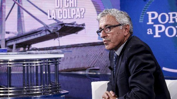 Aspi, nuovo ponte Morandi in 9 mesi