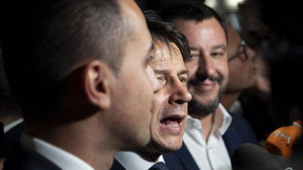 Lega - M5s, tregua su pensioni e Fisco