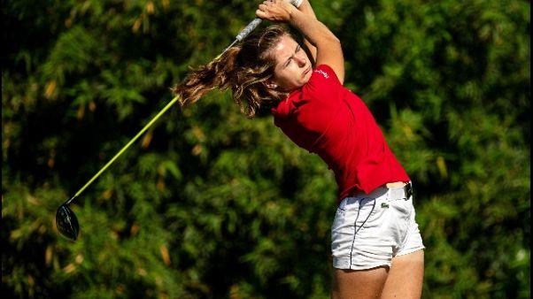 Olimpiadi giovanili,Italia golf no podio