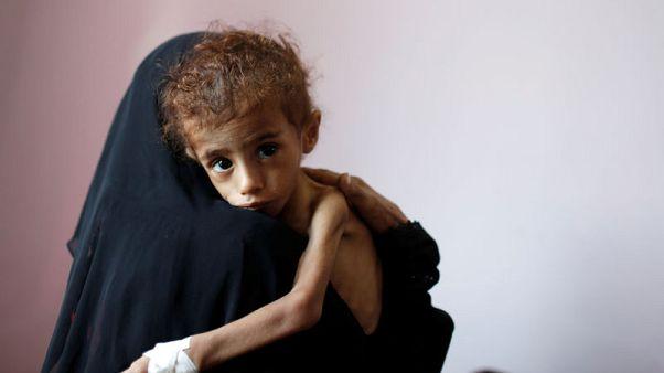 الأمم المتحدة: صراع اليمن قد يدفع ملايين آخرين لحافة المجاعة