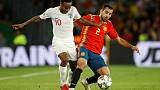 Soccer - Ruthless England leave Spain shell-shocked in Seville