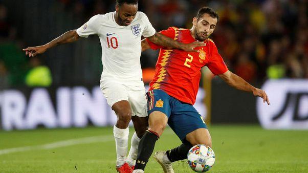 Soccer - Ruthless England leave Spain shell-shocked in Seville
