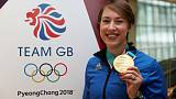 Skeleton - Britain's double Olympic champion Yarnold quits skeleton