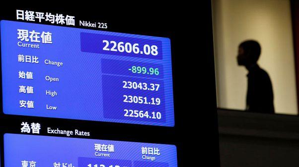 نيكي يرتفع 0.12% في بداية التعامل بطوكيو