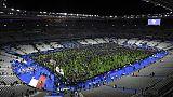 France-Allemagne: la soirée du 13 novembre 2015, vue du vestiaire des Bleus