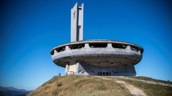 A Bouzloudja, un ovni architectural communiste fascine le 21e siècle