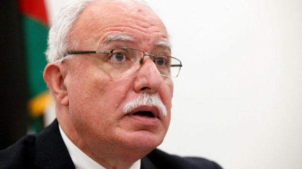 وزير الخارجية الفلسطيني: أنباء تغير موقف استراليا إزاء القدس تدعو للحزن