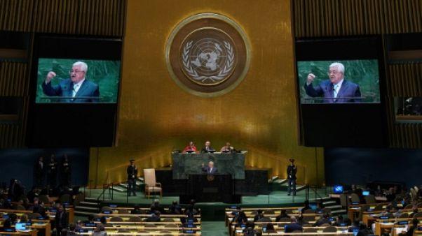 Contre l'avis des Etats-Unis, nouveaux pouvoirs pour les Palestiniens à l'ONU