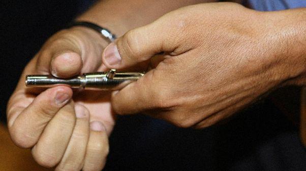 Trans ucciso con penna-pistola,1 arresto