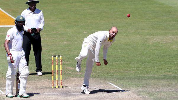 Lyon wreaks havoc to rock Pakistan in Abu Dhabi