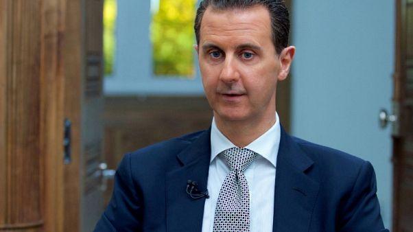 الأسد يعتزم زيارة القرم ويبحث بدء رحلات طيران