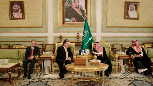 Saudi prince agrees to Khashoggi case investigation as Turks search consulate