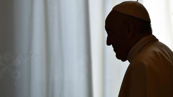 Papa, pedofilia è come sacrifici umani