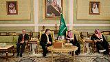 بومبيو يؤكد للسعوديين قلق الولايات المتحدة إزاء اختفاء خاشقجي