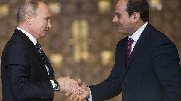 الكرملين: الزعيمان الروسي والمصري سيبحثان استئناف الطيران من روسيا إلى منتجعات البحر الأحمر