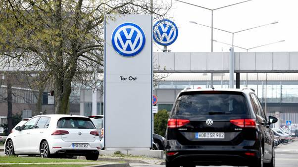 VW targets online sales, over-the-air updates in new contract with European dealers