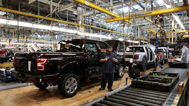 الإنتاج الصناعي الأمريكي يرتفع في سبتمبر