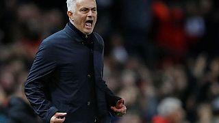 اتهام مورينيو بالتلفظ بكلمات مسيئة بعد فوز مانشستر يونايتد على نيوكاسل