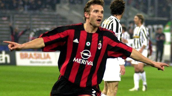Milan: Sheva, Gattuso allenatore capace