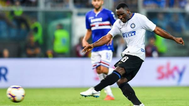 Inter: Asamoah, derby ci darà più spinta